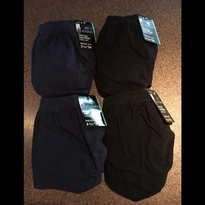 NWT 4 Pair Jockey French Cut Seamless Panties